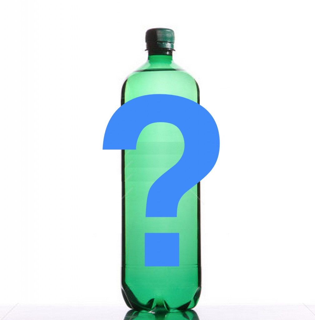 what types of bottles are green?